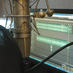 Audio<span>&nbsp;Production</span>