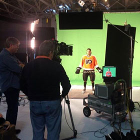 Green Screen<span>Production</span>